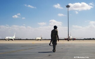 aeroport Libia