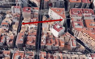 harta tunel spargere Spania Elche