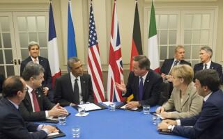 Porosenko NATO