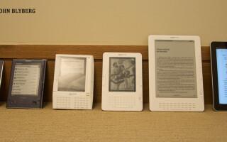 diverse tipuri de ebook readere