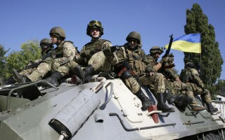 soldati ucraina