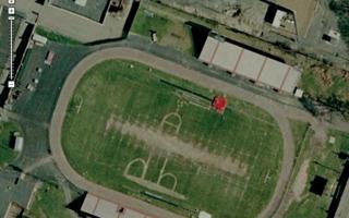 teren de sport Detroit