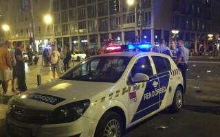 ultrasi maghiari politie