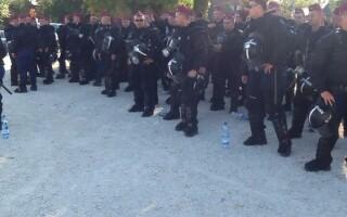 politie budapesta - sport.ro