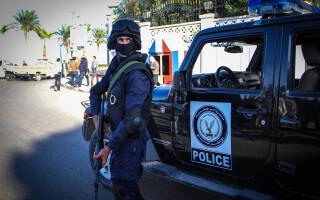 politie Egipt - Getty