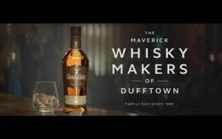 Whiskey Glenfiddich