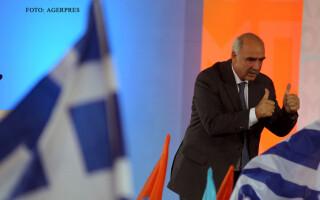 Vangelis Meimarakis, lider Noua Democratie