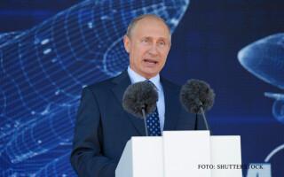 Vladimir Putin, discurs