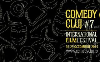 Opt lungmetraje in lupta pentru Trofeul Film Comedy Cluj 2015