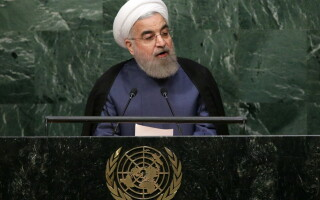 Hassan Rouhani - AGERPRES