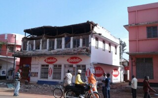 cutremur in Tanzania