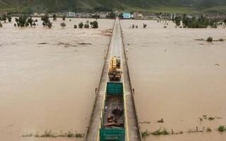 inundatii Coreea de Nord