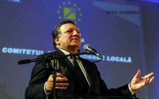 Fostul presedinte al Comisiei Europene, Jose Manuel Barroso