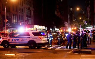 explozie Manhattan