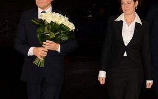 Dacian Ciolos, Valerie Ciolos
