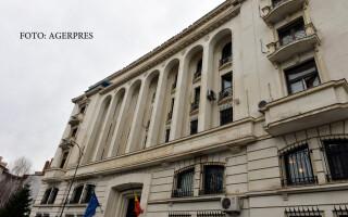 Sediul Inaltei Curti de Casatie si Justitie (ICCJ).