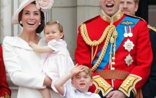 Kate William si copiii lor