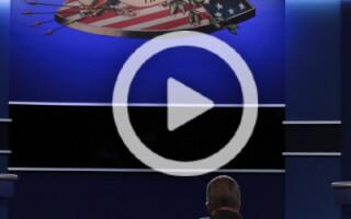 Dezbatere Trump - Clinton