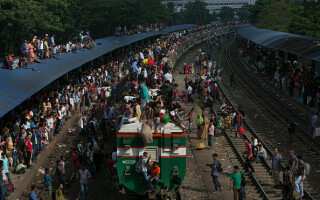 Bangladesh, Eid Al-Adha - 1