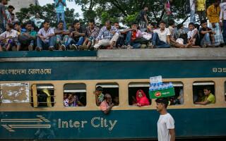 Bangladesh, Eid Al-Adha - 6