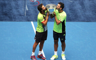 Horia Tecau la US Open