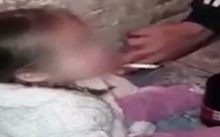 Copil abuzat în Argentina