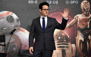 J.J. Abrams, the force awakens