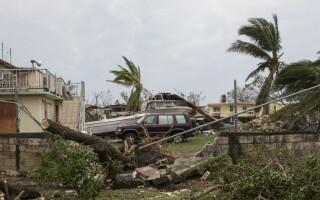 Puerto Rico după uraganul Maria