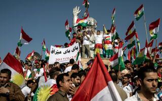 Kurdistan se pregătește de referendum
