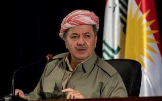 Masoud Barzani, presedintele Kurdistanului