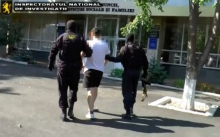 copil abuzat Moldova