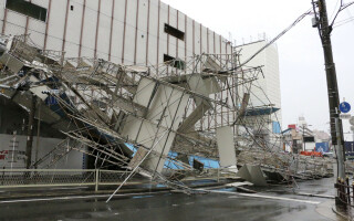 Taifun Japonia