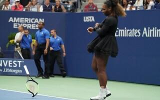 Serena Williams, US Open,
