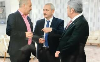 Gabriel Oprea, Liviu Dragnea, Vasile Dancu