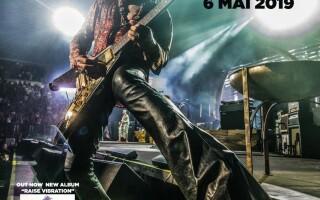concert Lenny Kravitz in Romania