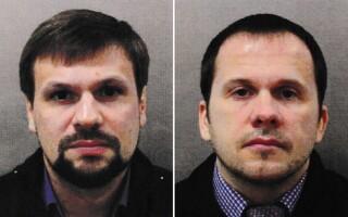 rusii acuzati de otravirea lui Skripal