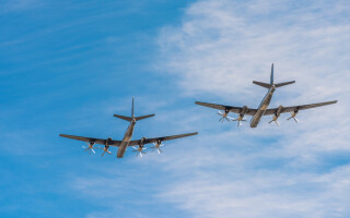 bombardiere strategice tu-95