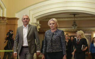 dragnea si dancila