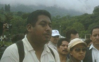Jurnalistul mexican Mario Gomez