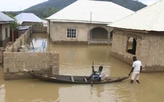 inundatii Nigeria