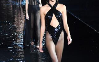 Yves Saint Laurent la Săptămâna Modei de la Paris - 5