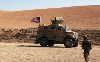 trupe americane in Siria