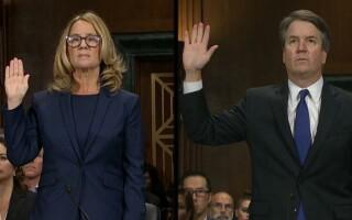 Brett Kavanaugh, Christine Blasey Ford