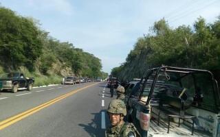 O mică armată de traficanţi de droguri, oprită în Mexic înainte de a comite un masacru