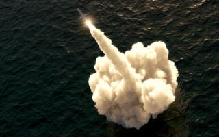 lansare racheta de croaziera
