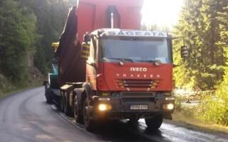 Traficul rutier pe Defileul Jiului se închide astăzi