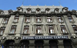 sediul Biroului Electoral Central