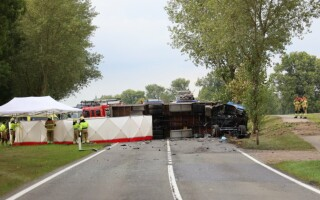 accident Olanda