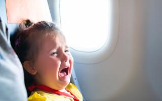 copil avion