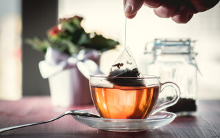 plic, ceai